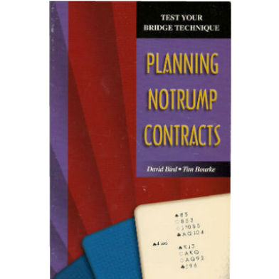 Planning Notrump Contracts