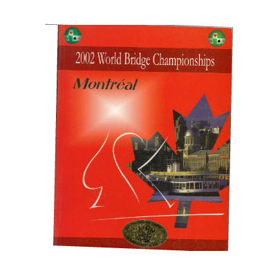 Montreal- World Bridge Championship