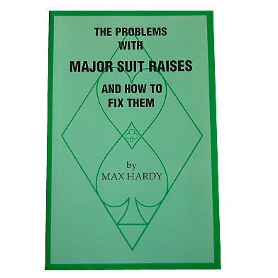 The Problems with - Major Suit Raises and how to Fix Them